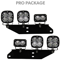 2017-2018 Raptor Baja Designs Pro Fog Light Bucket Off-Road Lighting Package