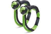 Bubba Rope Mini Gator-Jaw Synthetic Shackles