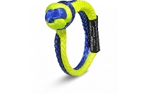 Bubba Rope Gator-Jaw PRO Synthetic Shackle (Yellow And Blue)