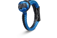 Bubba Rope Gator-Jaw PRO Synthetic Shackle (Black And Blue)