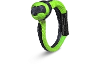 Bubba Rope Gator-Jaw PRO Synthetic Shackle (Green And Black)