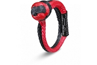 Bubba Rope Gator-Jaw PRO Synthetic Shackle (Red And Black)