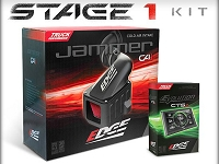 2008-2010 F250 & F350 6.4L Edge Stage 1 Performance Package (CTS2/Jammer/Dry Filter)