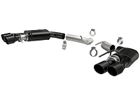 2018 Mustang GT Magnaflow Competition Series Axle-Back Exhaust System (Black-Coated)
