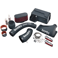 1997-2005 6.8L V10 Class-A (30 Valve) Motorhome Banks Ram Air Intake System