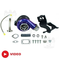 2003.5-2007 F250 & F350 6.0L ATS Aurora 3000 Basic Turbocharger Kit