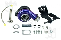 2003 F250 & F350 6.0L ATS Aurora 3000 Basic Turbocharger Kit