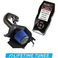 2004-2008 F150 5.4L AFE Stage 2 Cold Air Intake & Tuner Combo Kit