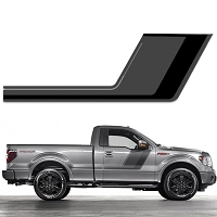 2004-2014 F150 ATD Tremor Style Body Side Graphic Kit 5