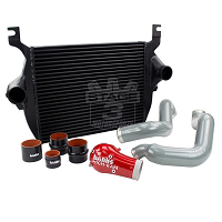 2005-2007 F250 & F350 6.0L Banks Techni-Cooler Intercooler System