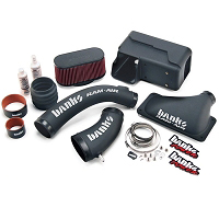 2005-2017 6.8L V10 Class-A (30 Valve) Motorhome Banks Ram Air Intake System