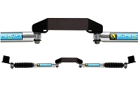 1999-2004 F250 & F350 SuperLift Bilstein Dual Steering Stabilizer Kit