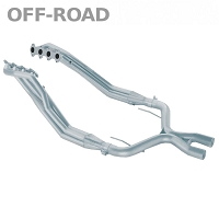 2005-2009 Mustang GT Borla XR-1 Long Tube Headers / X-Pipe Combo Kit