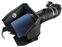 2008-2010 F250 & F350 6.4L aFe Pro 5R Stage 2 Magnum Force Intake System (Oiled)