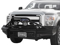 2011-2016 F250 & F350 Ranch Hand BullNose Series Full Width Front Bumper