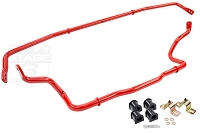 2014-2017 Fiesta ST Eibach Front & Rear Sway Bar Kit