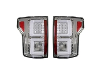 2015-2017 F150 Recon LED Clear Taillights