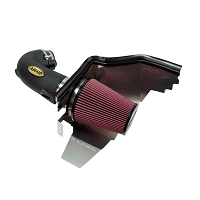2015-2017 Mustang GT 5.0L AIRAID SynthaFlow Cold Air Intake (Race Filter)