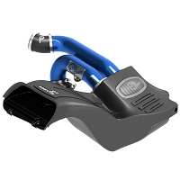 2017-2018 Raptor 3.5L EcoBoost aFe Momentum XP Pro Dry S Cold Air Intake Kit (Blue)