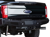 2017-2019 F250 & F350 ADD Honey Badger Rear Bumper (Without Backup Sensors)