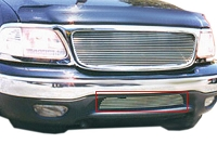 1999-2002 F150 T-Rex Billet Lower Front Grille