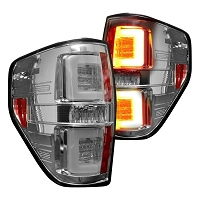 2009-2014 F150 & Raptor Recon OLED Clear Taillights