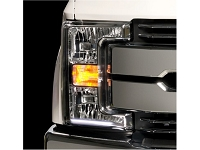 2017-2019 F250 & F350 Putco LED DayLiner G3 (Black)