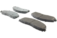 2012-2019 F250 & F350 Stoptech Street Performance Front Brake Pads