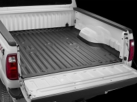 2017-2019 F250 & F350 WeatherTech TechLiner Bed Liner (Short Bed)