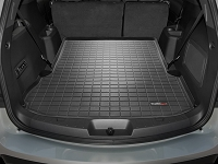 2011-2017 Explorer WeatherTech Cargo Liner (Behind 2nd Row) - Black