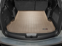 2011-2017 Explorer WeatherTech Cargo Liner (Behind 2nd Row) - Tan