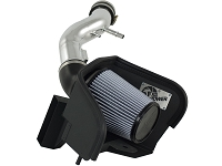 2011-2014 Mustang V6 3.7L AFE Magnum Force Stage 2 Cold Air Intake System - Pro Dry S Filter