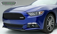 2015-2016 Mustang GT T-REX Upper Class Formed Mesh Grille (Powdercoated Mild Steel)