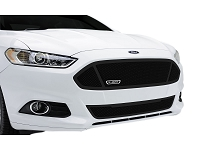 2013-2015 Fusion T-REX Upper Class Main Grille w/ 3-Window Design (Black)
