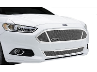 2013-2015 Fusion T-REX Upper Class 3-Window Style Grille (Polished Stainless Steel)