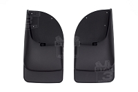 1999-2010 F250 & F350 Husky Rear Mud Guards (w/o OE Fender Flares)
