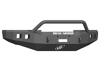 2017-2019 F250 & F350 Road Armor Stealth Series Winch-Ready Front Bumper w/ Pre-Runner Guard