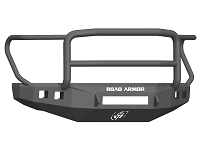 2017-2018 F250 & F350 Road Armor Stealth Lonestar Series Front Bumper