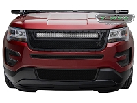 2016 Explorer T-REX Stealth Series LED Replacement Grille w/ 30