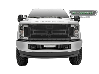 2017-2019 F250 & F350 T-REX X-Metal Series Replacement Grille (Black Studs)