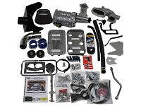 2005-2010 Mustang V6 Explorer Express X-Charger - CA Kit w/ Tuner (3.0 Pulley)
