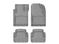 1999-2004 Mustang WeatherTech AVM Grey Universal Floor Mats (Trim-To-Fit)