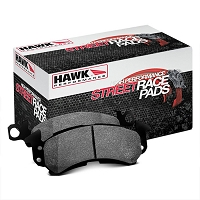 2014-2015 Ford Fiesta ST Hawk Performance Street / Race Front Brake Pads