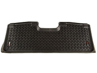 2017-2019 F250 SuperCrew Rugged Ridge Rear Floor Mat Kit