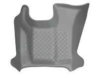 2011-2016 F250 & F350 Husky Center Hump Floor Mat (Gray)
