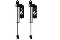2005-2016 F250 & F350 Fox Factory Race Series 2.5 Reservoir Front Shocks (2-3.5
