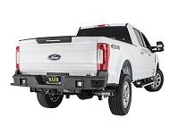 2017-2019 F250 & F350 Warn Ascent Rear Bumper