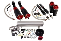 1994-2004 Mustang Air Lift Performance Complete Manual Air Suspension System