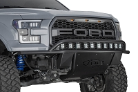 2015-2017 F150 ADD Lite Series Front Bumper with Top Hoop