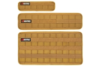 BuiltRight Industries Tan 3-Piece Velcro Tech Panel Kit